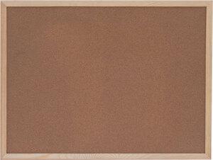 Ploča pluto zidna OPTIMA 30x40cm, drv.okvir 22367