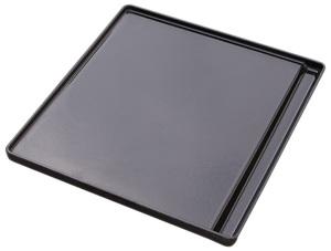 Plamen roštilj ploča mala (402 x 262 x 14 mm)