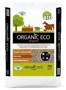 HOMEOGARDEN organsko peletirano gnojivo ORGANIC ECO ORIGINAL (20 kg)