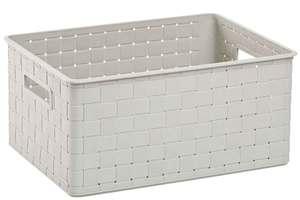 ALLIBERT košara za spremanje NUANCE BOX M, 18L (39 x 28 x 18 cm)