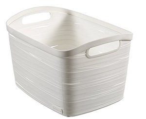 Curver Kutija za spr.S 8l  Ribbon bijela