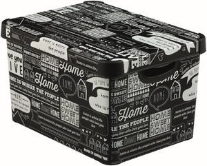 CURVER kutija za spremanje, STOCKHOLM, L, Romance