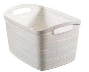 Curver Kutija za spr.L 20l  Ribbon bijela
