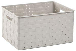 ALLIBERT košara za spremanje NUANCE BOX L, 30L (43 x 33 x 23 cm)