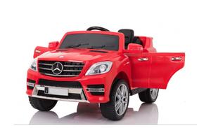 Licencirani automobil na akumulator Mercedes-Benz ML 350 crveni