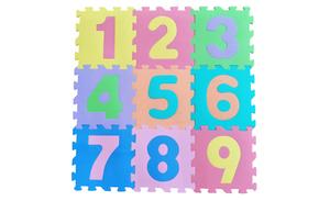 Free play pjena puzzle brojevi