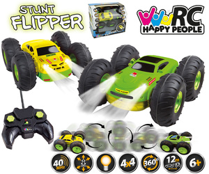 HP auto stunt flipper RC