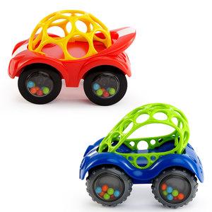 Kids  II Oball zvečka auto plava
