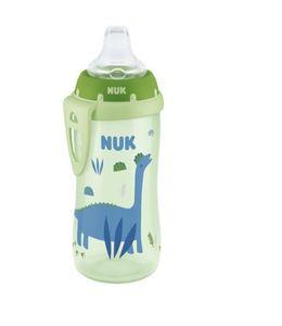 NUK bočica active plavo/zelena 300 ml 12+ mj