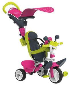 Smoby tricikl driver comfort ružičasti