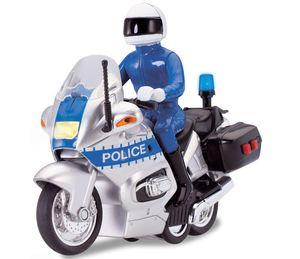 Dickie policijski motor 15 cm
