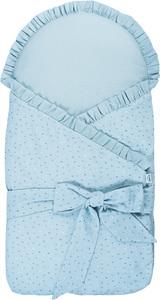 Bubaba jastuk za novorođenče plavi