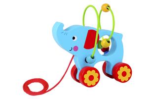 Tooky labirint slonić na uzici