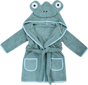 Bubaba ogrtač žaba 98/104