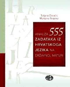Analiza 555 zadataka iz hrvatskog jezika na državnoj maturi, Tatjana Doračić i Marijana Togonal