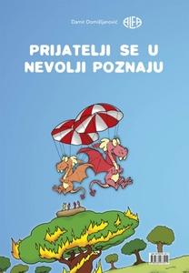 PRIJATELJI SE U NEVOLJI POZNAJU, Damir Domišljanović