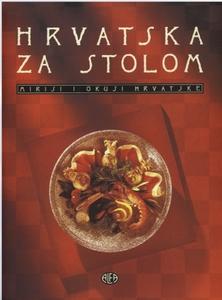HRVATSKA ZA STOLOM – engleski, Ivanka Biluš, Božica Brkan, Cirila Rode
