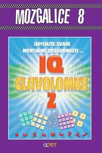 Mozgalice 8, IQ glavolomke 2