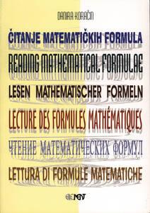 Čitanje matematičkih formula, Danira Koračin