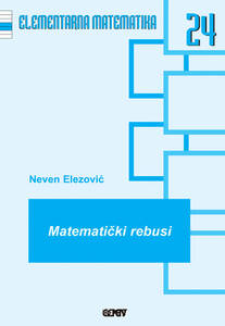 EM 24: Matematički rebusi, Neven Elezović
