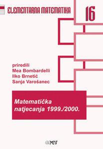 EM 16: Matematička natjecanja 1999./2000., Mea Bombardelli, Ilko Brnetić, Željko Hanjš
