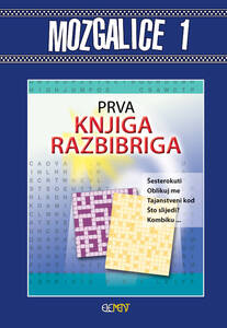Mozgalice 1, prva knjiga razbibriga