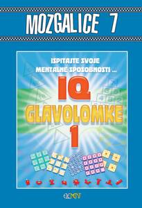 Mozgalice 7, IQ glavolomke 1