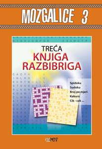 Mozgalice 3, treća knjiga razbibriga