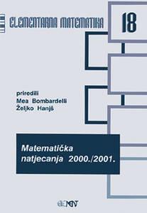 EM 18: Matematička natjecanja 2000./2001., Mea Bombardelli, Željko Hanjš