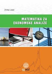 Matematika za ekonomske analize, Zrinka Lukač