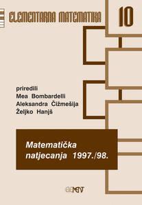 EM 10: Matematička natjecanja 1997./98., Mea Bombardelli, Aleksandra Čižmešija, Željko Hanjš