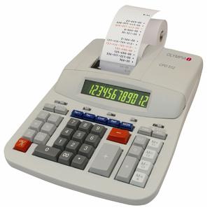 Olympia kalkulator CPD512