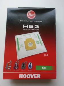 Hoover vrećice za usisavač H63