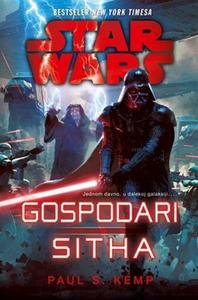 STAR WARS - GOSPODARI SITHA