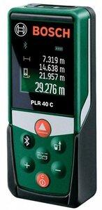 BOSCH laserski daljinomjer PLR40 C