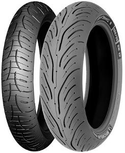 Michelin 180/55ZR17 73W Pilot Road 4 GT (R) TL