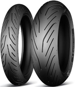 Michelin 190/55ZR17 75W Pilot Power 3 (R) TL