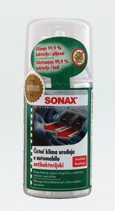 Sonax 323100, 100ml antibakterijski, čistač klima
