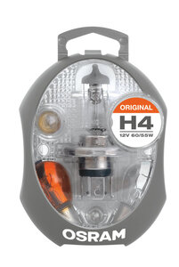 Garnitura žarulja Osram H4 12V mini ALBH4