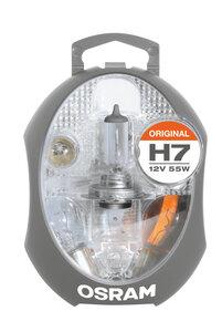 Garnitura žarulja Osram H7 12V mini ALBMH7