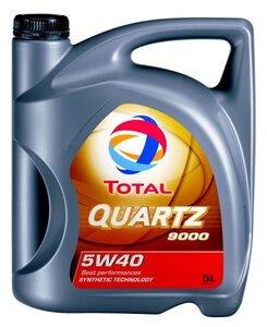 Total Q9000 5W40 5/1