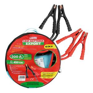 Kablovi za start 500A 25 mm  4,5m 70123