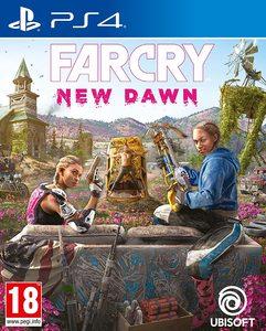 Far Cry 5 & Far Cry New Dawn set PS4