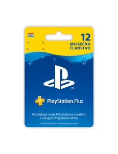 PlayStation Plus Card 365 Dana