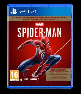 Marvel's Spiderman GOTY PS4