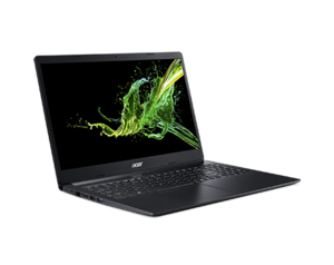 Acer Aspire 3 NX.HE3EX.01Q, 15,6 FHD, Intel Pentium N5000, 8GB RAM, 256GB PCIe NVMe SSD, Intel UHD Graphics 605, laptop