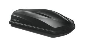 FreePlast CUBE 370, classic crna krovna kutija