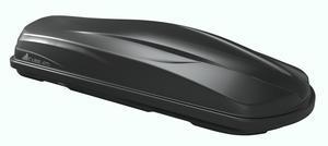 FreePlast CUBE 470, classic crna krovna kutija
