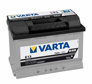 Akumulator Varta Black Dynamic 12V- 70Ah +D / E13