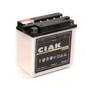 Akumulator Moto CIAK Starter 12V- 16Ah +L